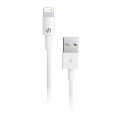 Vivitar 3' Lightning Connector to USB Cable V11087-3-WHITE