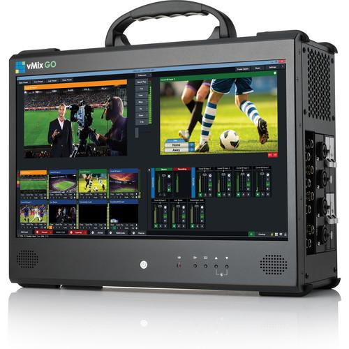 vMix GO Plus Portable Live Production Solution SCSI-VMGOPLUS