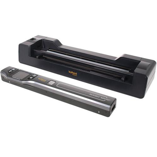 VuPoint Solutions MAGIC WAND Portable Scanner PDSDKST470VPBX2