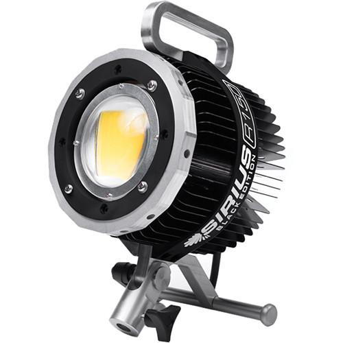Wardbright Sirius R150 Black Edition LED Fixture WB-SR150B5500