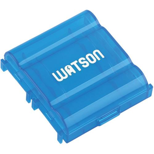 Watson  Case for 4 AA or AAA Batteries AA-PBCB