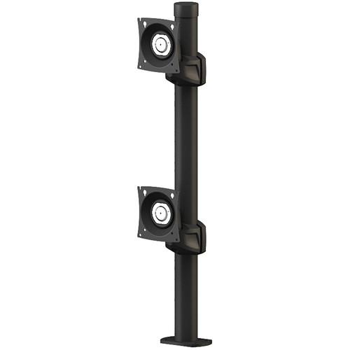 Winsted Prestige Dual Stationary Monitor Mount E5082