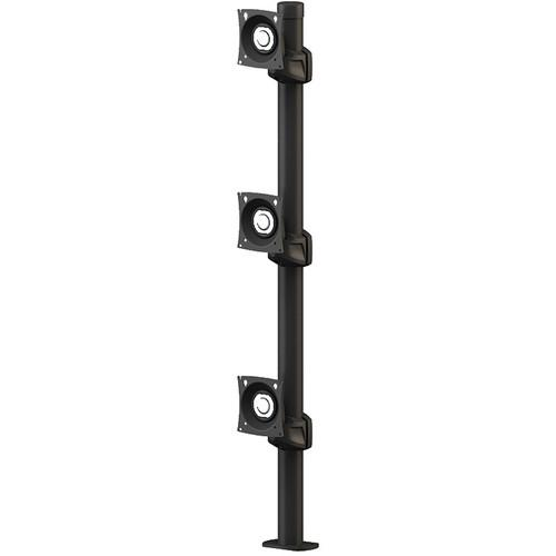 Winsted Prestige Triple Stationary Monitor Mount E5083