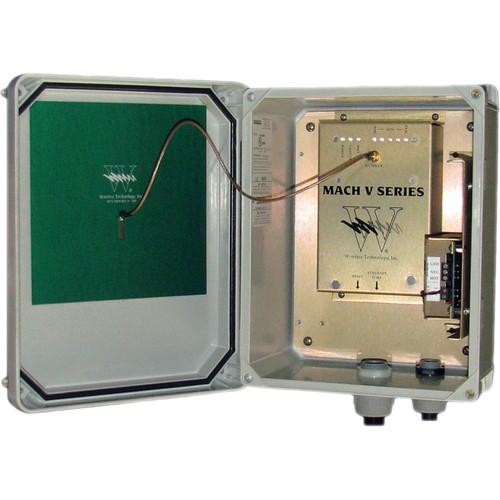 WTI MACH-V-HT High Throughput Wireless Ethernet Radio MACH-V-HT