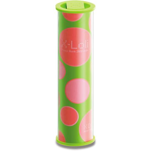 Xdream X-Loli 2800mAh Power Bank (Green) XM13003-GN