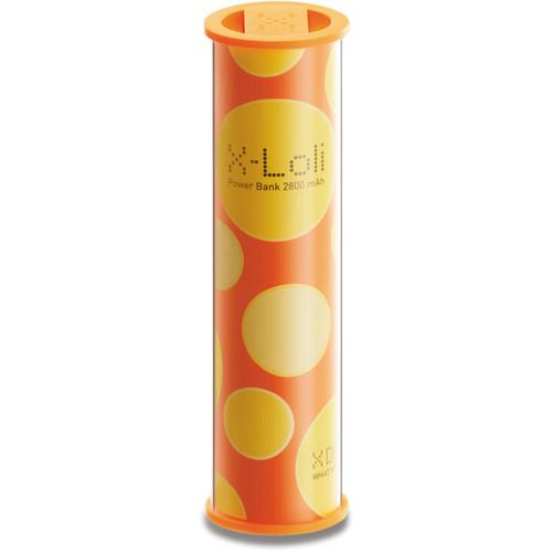 Xdream X-Loli 2800mAh Power Bank (Orange) XM13003-OG