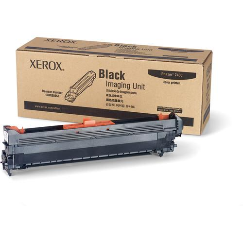 Xerox Black Imaging Unit for Phaser 7400 Printer 108R00650