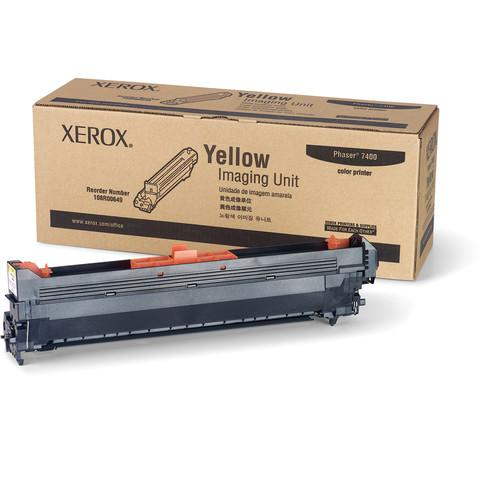 Xerox Yellow Imaging Unit for Phaser 7400 Printer 108R00649