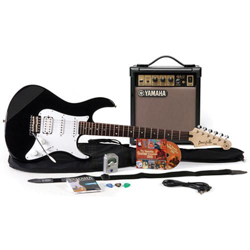 Yamaha Gigmaker Electric Bundle - Pacifica GIGMAKER EG-BLACK