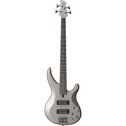 Yamaha TRBX304 4-String Electric Bass (Pewter) TRBX304 PWT
