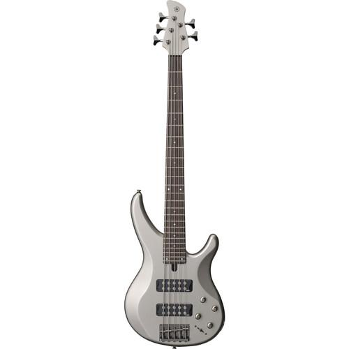 Yamaha TRBX305 5-String Electric Bass (Pewter) TRBX305 PWT