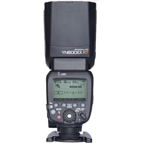 Yongnuo Speedlite YN600EX-RT for Canon Cameras YN600EX-RT