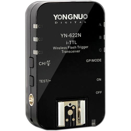 Yongnuo YN-622N i-TTL Wireless Flash Transceiver YN-622N