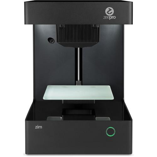 Zeepro  zim 3D Printer (Black) ZP-ZIM BLK