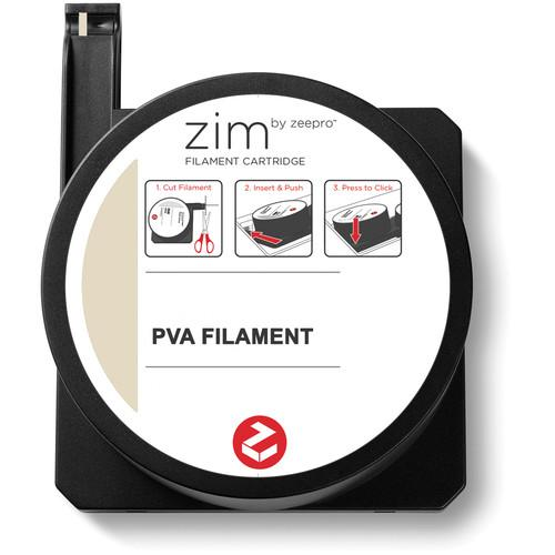 Zeepro  zim PVA Filament Cartridge (7 oz) ZP-PVA