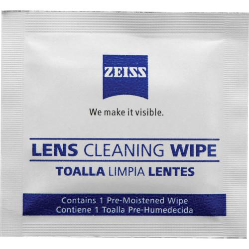 Zeiss  Lens Wipes (60-Pack) 2127721