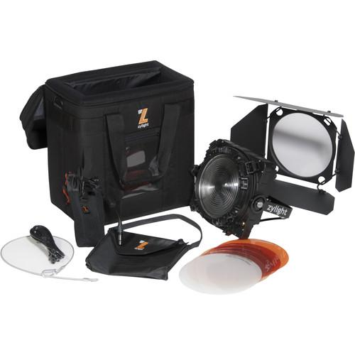 Zylight F8-D LED Fresnel Single Head ENG Kit with Gold 26-01026