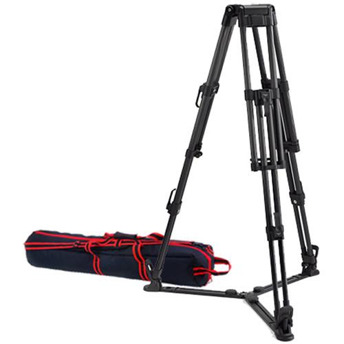 Acebil T2002CG 100mm Ball Base Tripod with Ground-Level T2002CG