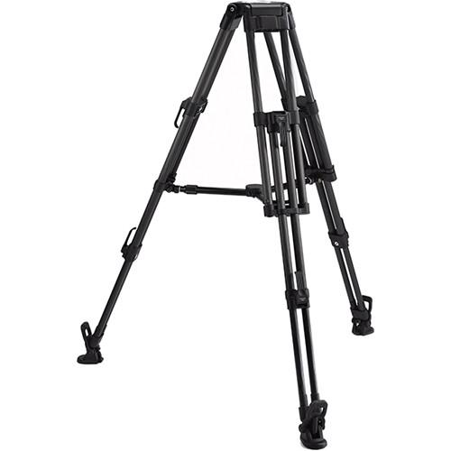 Acebil T2002CM 100mm Ball Base Tripod with Middle-Level T2002CM