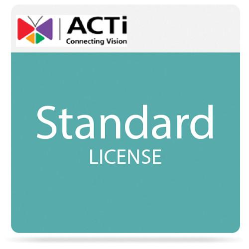 ACTi NVR 3 Standard License for ACTi Camera / Video LNVR3002