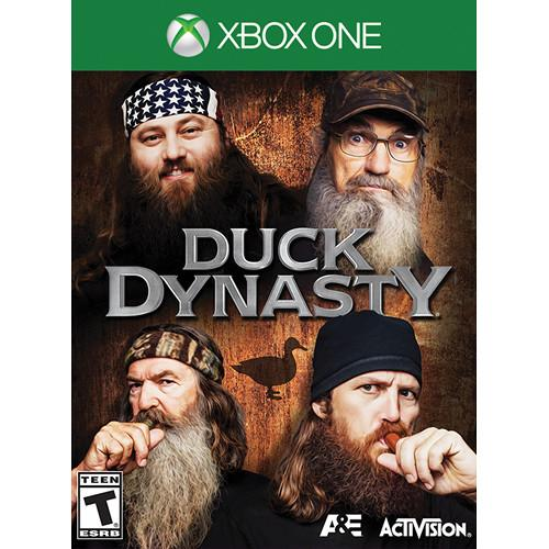 Activision  Duck Dynasty (Xbox One) 77033