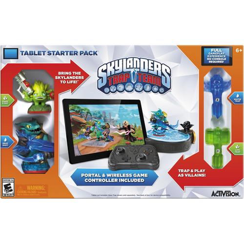 Activision Skylanders Trap Team Tablet Starter Pack 87131
