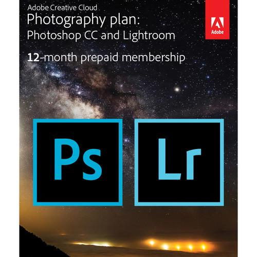 Adobe  Creative Cloud Photography Plan 65259143