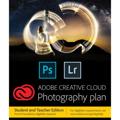 Adobe  Creative Cloud Photography Plan 65259310