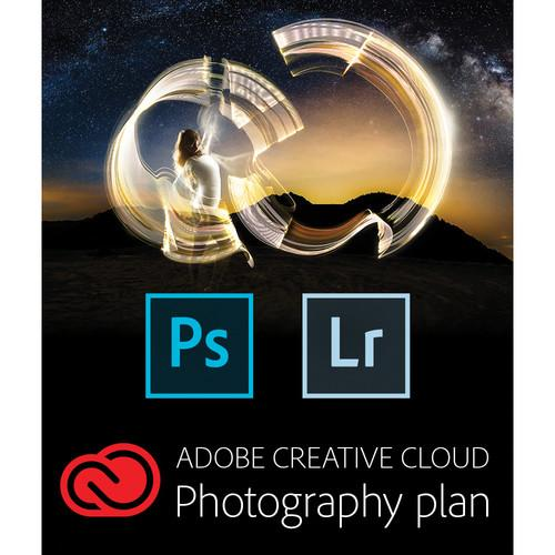 Adobe  Creative Cloud Photography Plan 65259312