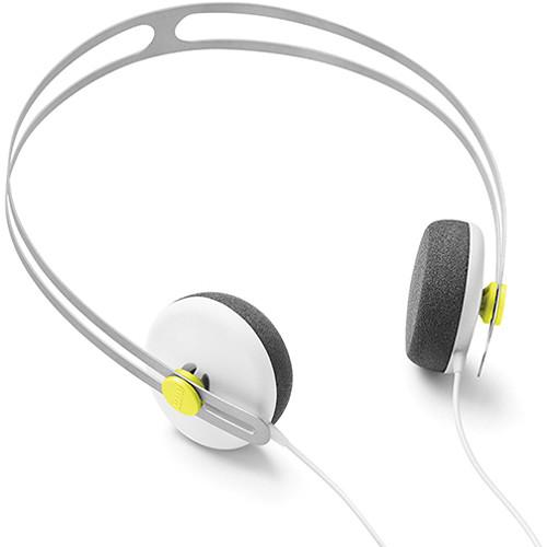 AIAIAI Tracks Headphone with 1-Button Mic (White) 05610