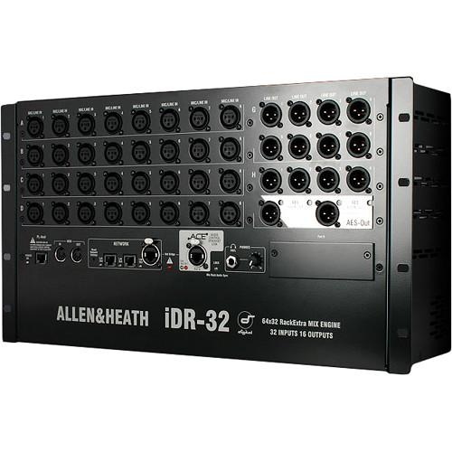 Allen & Heath iDR-32DO iLive Fixed-Format MixRack AH-IDR-32DO