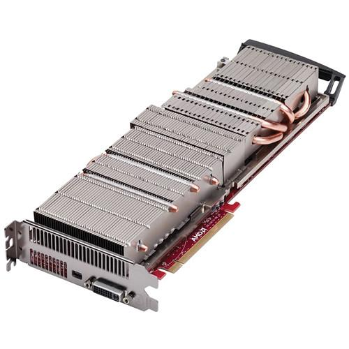 AMD FirePro S10000 Passive Server Graphics Card 100-505858