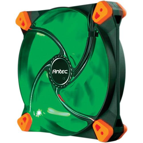 Antec TrueQuiet 120mm LED Fan (Green) TRUE QUIET 120 GREEN