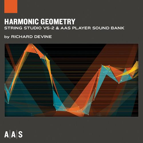 Applied Acoustics Systems Harmonic Geometry - String AA-HGEO