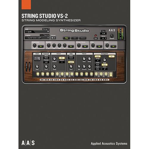 Applied Acoustics Systems String Studio VS-2 - String AADL-SSDL2