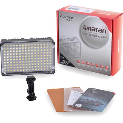 Aputure Amaran AL-H160 On-Camera LED Light AL-H160