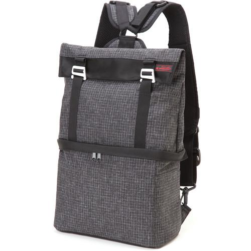 Artisan & Artist RDB BP-100 Backpack/Sling Bag (Gray) RDB BP-100