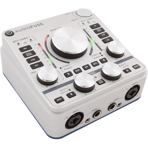 Arturia AudioFuse 14x14 Audio Interface (Grey) 810101_G