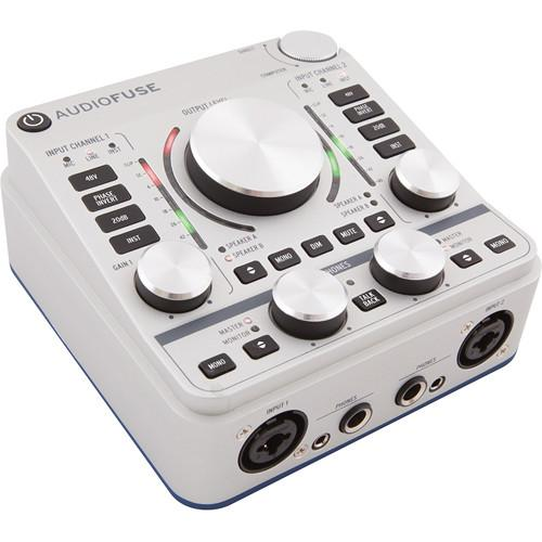 Arturia AudioFuse 14x14 Audio Interface (Silver) 810101_S