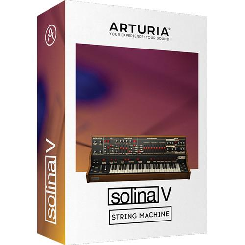 Arturia Solina V - Vintage String Machine Virtual 210317