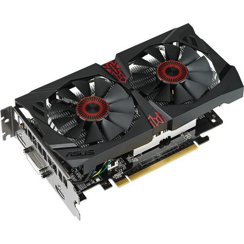 ASUS Strix GeForce GTX 750 Ti OC Edition STRIX-GTX750TI-OC-2GD5