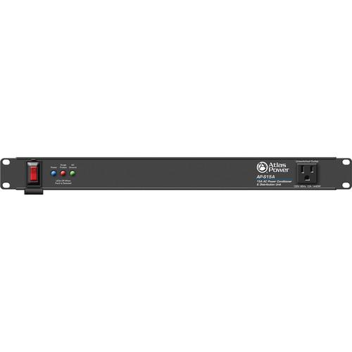 Atlas Sound AP-S15A 15A Power Conditioner and AP-S15A