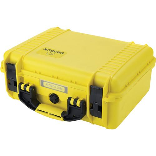 Atomos Yellow Shogun Carry Case by HPRC ATOMCAS007