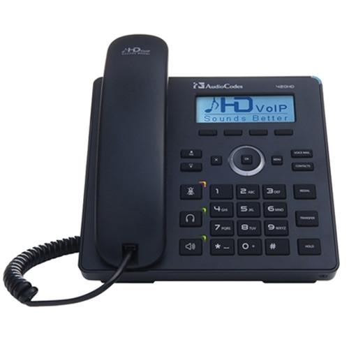 AudioCodes UC420HDE Lync-Compatible IP Phone UC420HDE