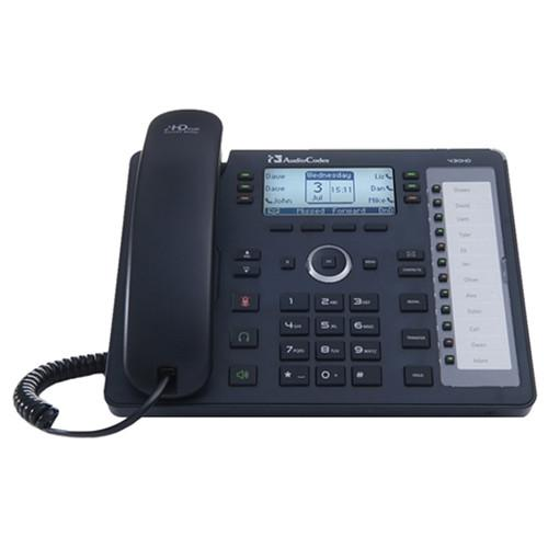 AudioCodes UC430HDE Lync-Compatible IP Phone UC430HDE