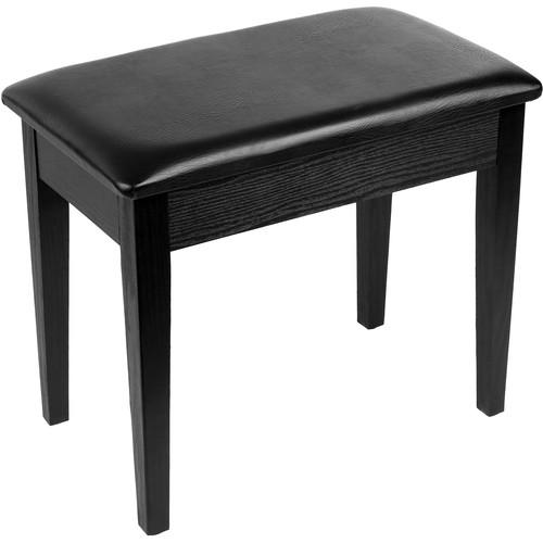 Auray PBS-FF - Fixed Height Wood Style Piano Bench PBS-FF