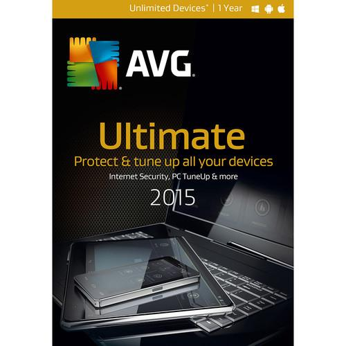 AVG  AVG Ultimate 2015 ULT15N12EN