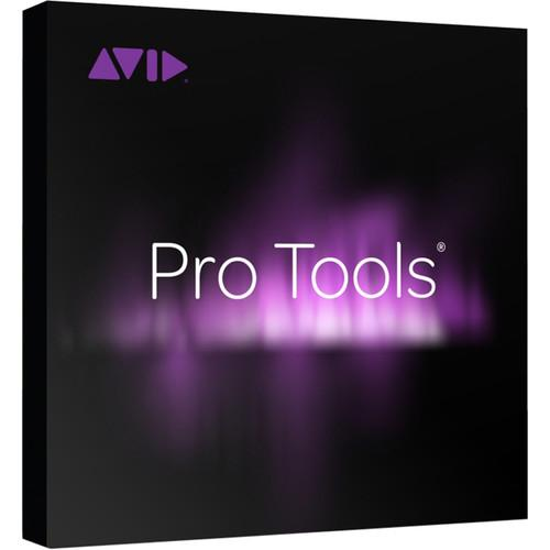 Avid Pro Tools - Audio and Music Creation Software 99356589700