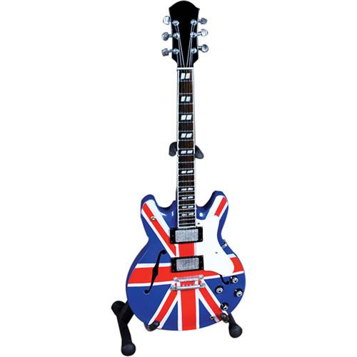 AXE HEAVEN Noel Gallagher Union Jack Supernova Miniature NG-311