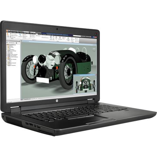 Photo Portable Workstation HP ZBook 17 Turnkey with Sony